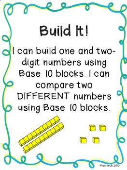 Common Core Base 10 Math Center FREEBIE