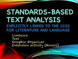 "Saki's ""The Open Window"":  Common Core-Based Analysis"