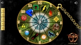 """Common Core Based """"Hunger Games: Catching Fire"""" review Game/Assessment"""