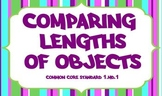 Common Core Based SB Lesson-Comparing Length of Objects