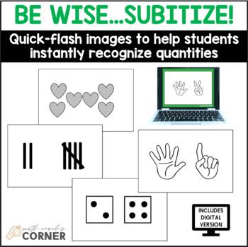 Number Sense: Subitizing