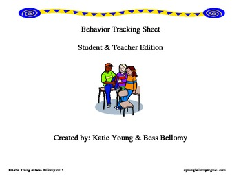 Common Core Behavior Tracking System