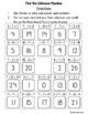 Common Core Bingo for 1st Grade