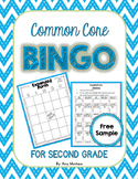 Common Core Bingo for 2nd Grade {Free Sample} {Expanded Form}