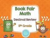 Common Core Book Fair Math
