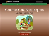 Common Core Book Report - Create a National Park