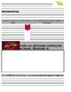 Common Core Book Report Form