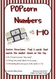 Common Core -CCSS {Kindergarten} - Number Mats 1-10