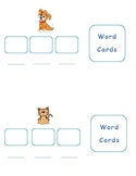 Common Core: CVC Sound & Word Push