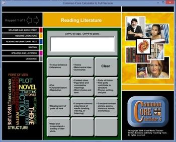 Common Core Calculator 6, Free Version