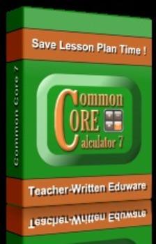 Common Core Calculator 7, Free Version