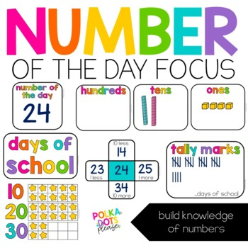 Common Core Calendar Companion in Bright Colors