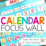 Calendar Math Wall