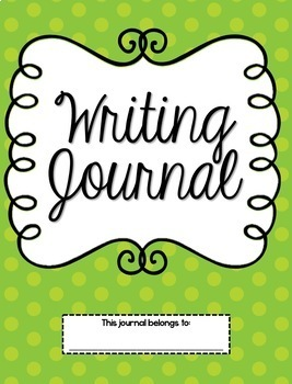 Common Core Calendar Writing Journal Prompts (Editable!)
