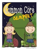 Common Core Campout (A Week Long Integrated Unit)