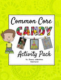 Common Core Candy Activity Pack