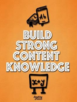 Common Core Capacity Poster (Build)
