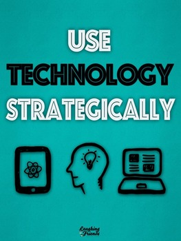 Common Core Capacity Poster (Technology)