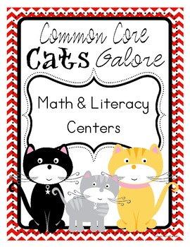 Common Core Cat's Galore