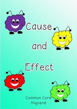 Common Core Cause and Effect
