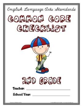 Common Core Checklist - 2nd Grade - ELA & MATH