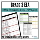 Grade 3 ELA Common Core Checklist