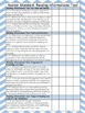 Common Core Checklist Grade 7 {FREEBIE}