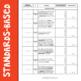 ELA Standards Checklist