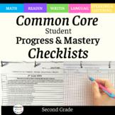 Common Core Checklists {2nd Grade}