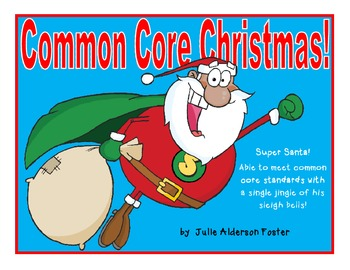 Common Core Christmas