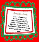 Common Core Christmas Carols
