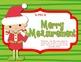 Common Core Christmas Math Activities