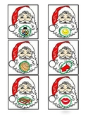 Common Core: Christmas Rhyme Match