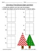 Common Core Christmas Tree Double Digit Addition - CCSS 1.NBT.4 & 2.NBT.5,6,7