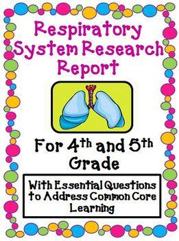 Circulatory, Digestive, Respiratory Systems Research Report Bundle