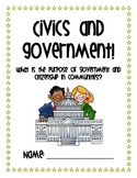 Common Core Civics and Government Unit