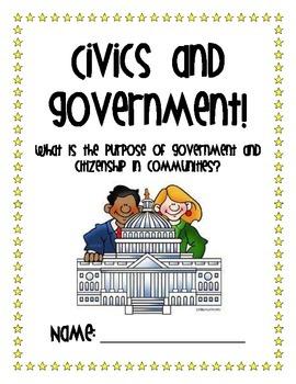 Common Core Civics and Government Unit