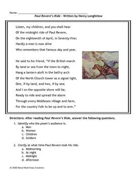 April 4th - Common Core Close Read & Comprehension Passages w/Complex Questions