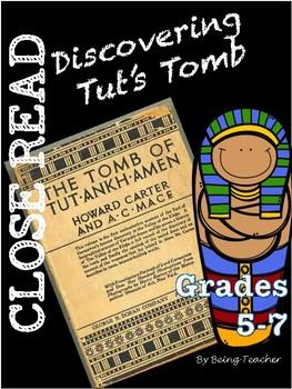 Close Read: King Tut!