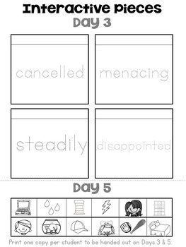 Common Core Close Reading Interactive Binder for Spring