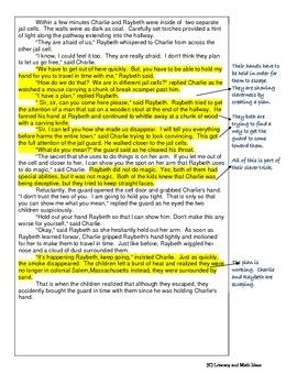 Common Core Close Reading Practice (Grades 3-5)