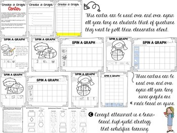 First Grade Math *Measurement & Data and Geometry* Common Core Collection