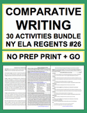 Comparative Writing: Common-Core & NY Regents: Complete Gu