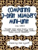 Comparing 3-digit Numbers Mini-Unit