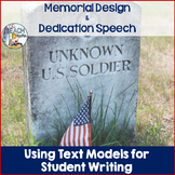 Speech Writing and Memorial Design