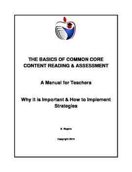 The Basics of Common Core: Content Reading and Assessment