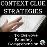 Context Clues: Reading Comprehension Strategies Presentation & Graphic Organizer