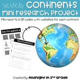 Seven Continents Mini Research Project