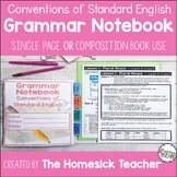 Grammar Unit: Common Core Conventions of Standard English (3rd, 4th, 5th)