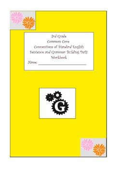 Common Core Conventions of Standard English Workbook